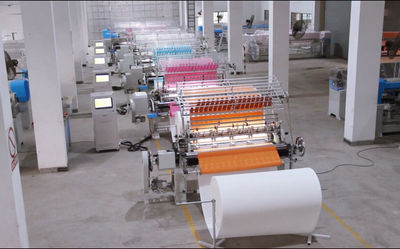 ChinaComputerized Quilting MachineCompany
