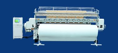 China Computerized LockStitch Industrial Quilting Machines For Making 2.8 Blankets supplier