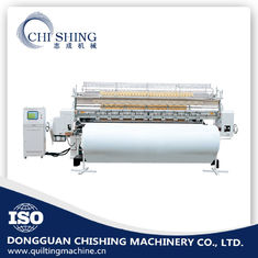 China 3.2 Meters Duvet Quilting Machine shuttleless multi needle mattress quilting machines supplier