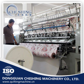 China Industrial Multi Needle Quilting Machine, Comforters Lockstitch Sewing Machine supplier