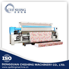 China Industrial Quilting And Embroidery Machine 25 Heads 2-12MM Needle Stitch supplier