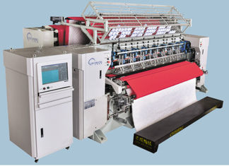 China 2.4 Meters Lock Stitch High Speed Quilting Machine Digital Control With Panasonic Motor supplier