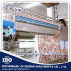 China 25 Head Custom Embroidery Machine , Embroidery Quilting Machine 67.5MM Needle Distance factory