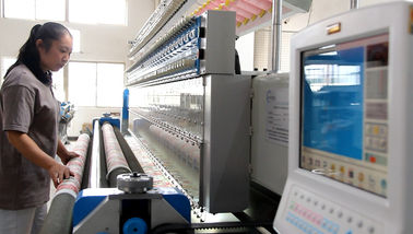 High Speed Multi Head Embroidery Machine 33 Head Top And Bottom Thread Break Detection